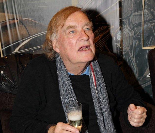 Vít olmer, režisér filmu Bony a klid