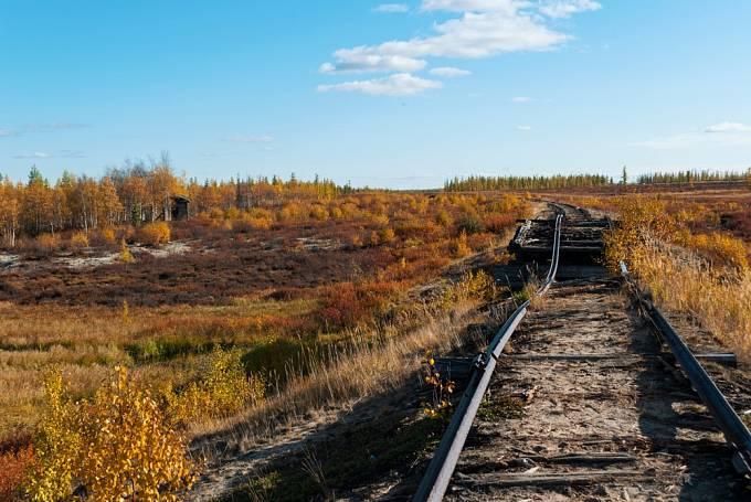 Železnice Salekhard–Igarka