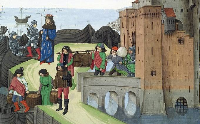 Karel VI. se připravuje na válku