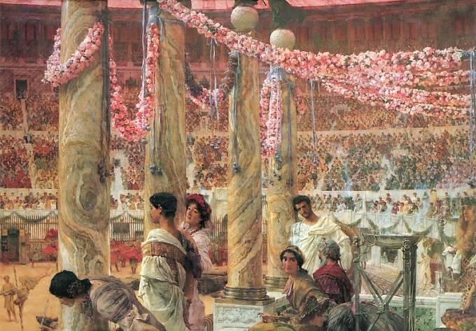 Císař Caracalla proslul jako krutovládce.