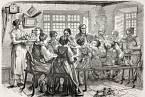 Ve středověku neznali u dvora míru a jedli a pili do prasknutí.