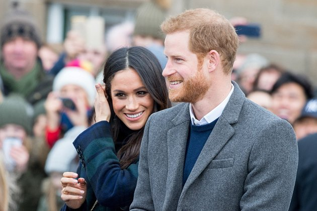 Královskou rodinu nedávno opustil princ Harry sMeghan
