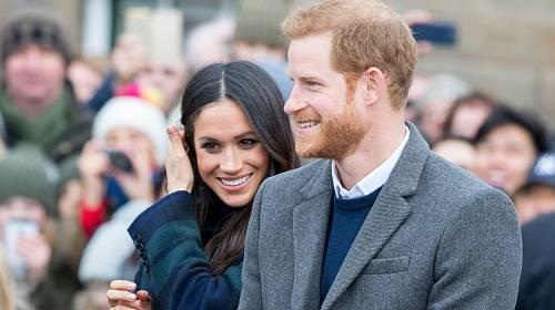 Královskou rodinu nedávno opustil princ Harry s Meghan