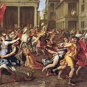Znásilňování žen vojáky bylo běžné už v antice.