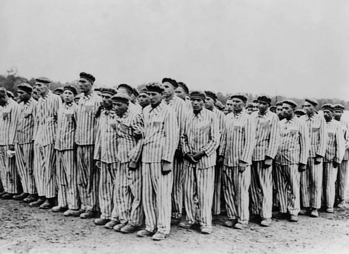 Nástup v Buchenwaldu