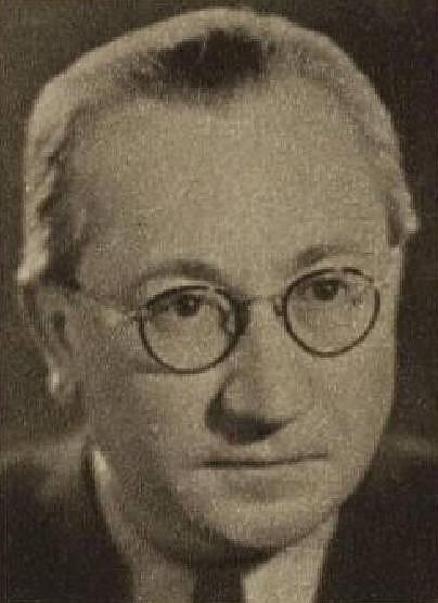 Jaroslav Marvan okolo roku 1940
