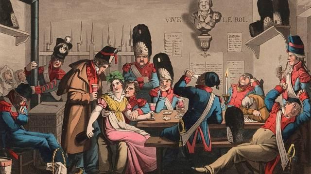Markytánky mohly být považovány za lehké ženy.