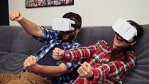 Virtuální realita už dávno není jen zábava.