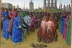 Upálení kacířů v roce 1210