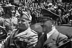 Přátelství s Mussolinim bylo pokrytecké.