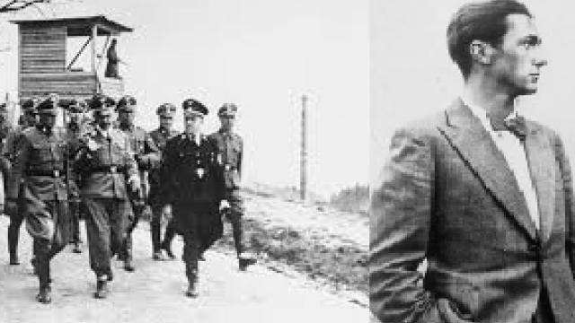 Sigbert Ramsauer, rakouský nacistický lékař v koncentračních táborech Dachau, Mauthausen a Loibl.