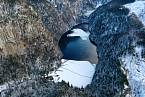 Toplitzké jezero skrývá poklad.