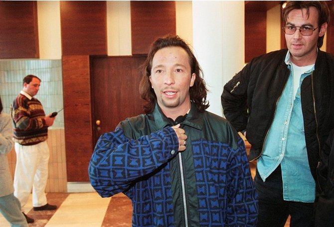 DJ BoBo v roce 1996