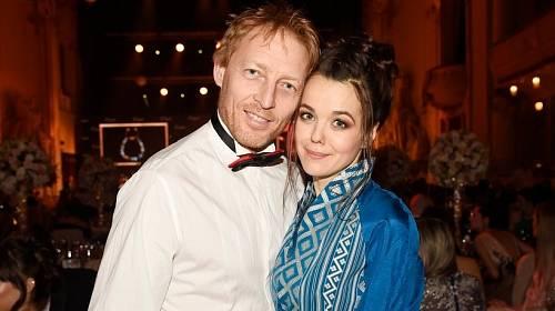Karel Janeček a LiliaKhousnoutdinova