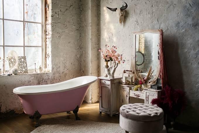 Zvyk sobotní koupele se prosazoval od doby osvícenství.