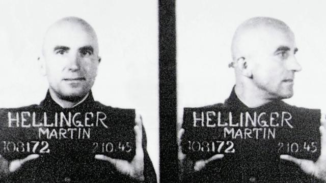 Martin Karl Hellinger byl nacistický lékař (zubař) v koncentračním táboře Ravensbrück.