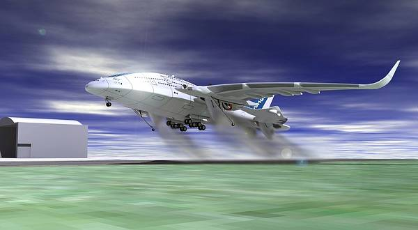 Letoun by vznesl do vzduchu až 755 pasažérů