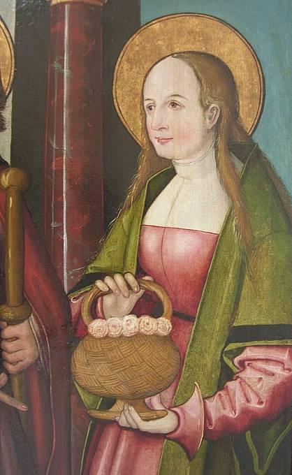 Svatá Dorota