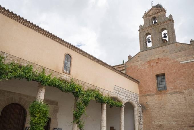 Klášter v Tordesillas