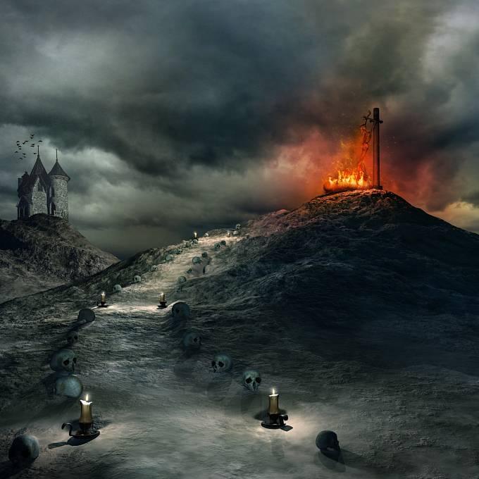 Padělání peněz se v českých zemích trestalo upálením zaživa.