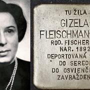 Gisi Fleischmannová zachraňovala Židy před nacistickým ohrožením a smrtí v koncentračních táborech během druhé světové války. Byla jednou z mála žen v řadách židovských bojovníků proti nacismu.