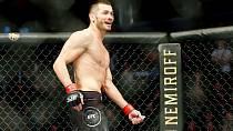 Známý zápasník MMA Makhmud Muradov popřel, že by se rozešel s matkou své dcery Monikou Bagárovou.