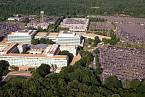 Sídlo CIA ve Virginii