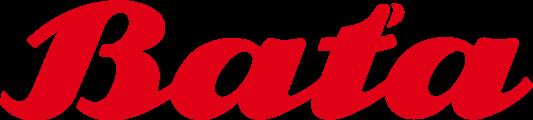 Logo firmy Baťa.