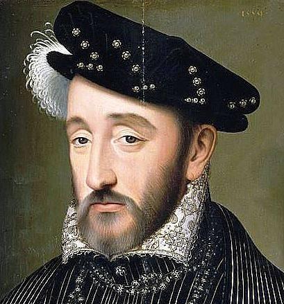 Jindřich II. Francouzský prý zemřel přesně tak, jak Nostradamus předpověděl.