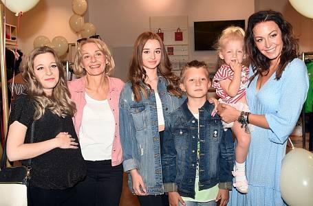 Veronika Žilková má početnou rodinu