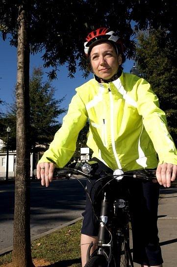 Jízda na kole pročistí dokonale hlavu od špatných myšlenek