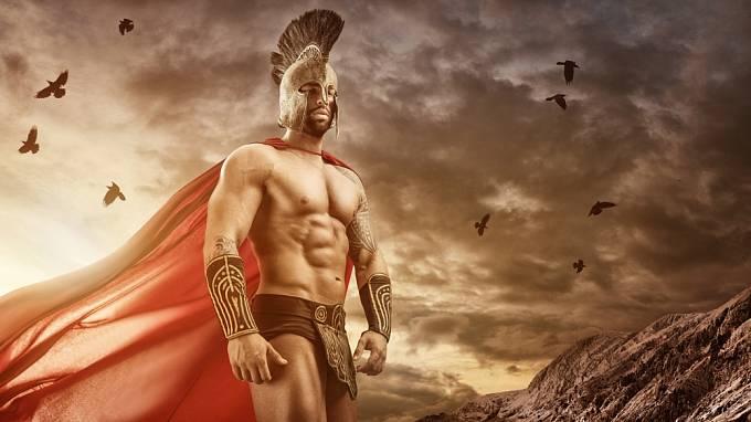 Gladiátoři ve skutečnosti nebyli svalnatí, ale spíš tlustí.