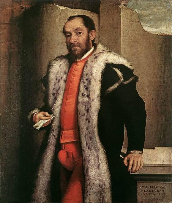 V 16. století si pánové zdůrazňovali poklopce.