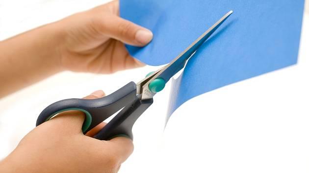 Jak nabrousit nůžky?