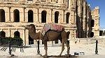 NEJEN v Římě a Neapoli, ale i v El Jemu najdete koloseum. Třetí největší na světě.