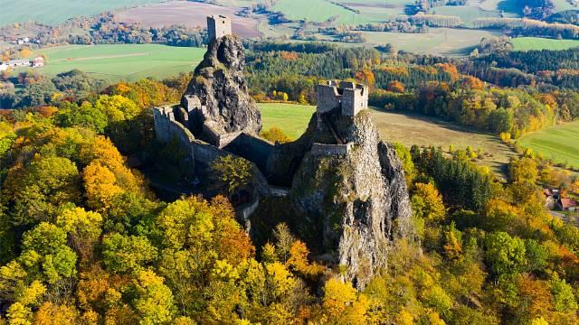 Podzemí hradu je prý tak nebezpečné a rozsáhlé, že ho nikdo není schopen projít