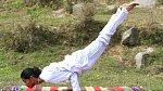 Pohybová forma čchi-kungu Pangu Shengong se hodí pro každého