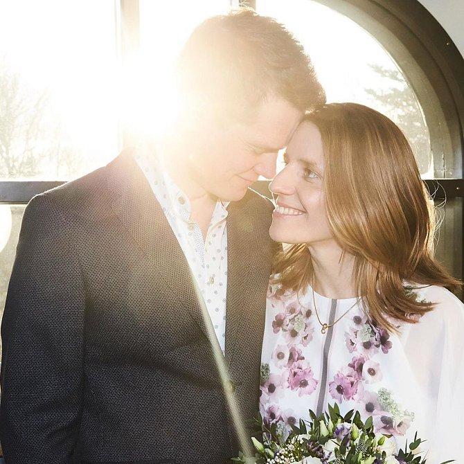 Markéta Irglová se vdala.