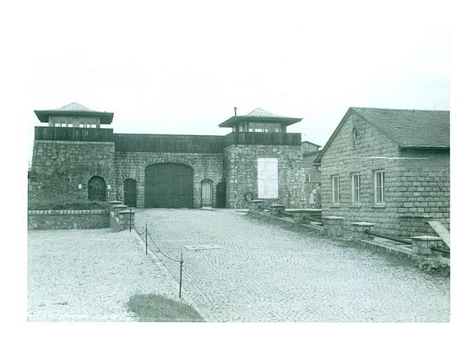 Koncentrační tábor Mauthausen, další místo nehumánních lékařských experimentů na vězních