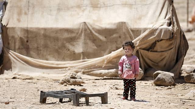 Z jordánské pouště vzešlo město