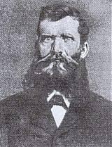 Antonín Baťa, zakladatel obuvnické dynastie Baťů. Otce Tomáše Bati.