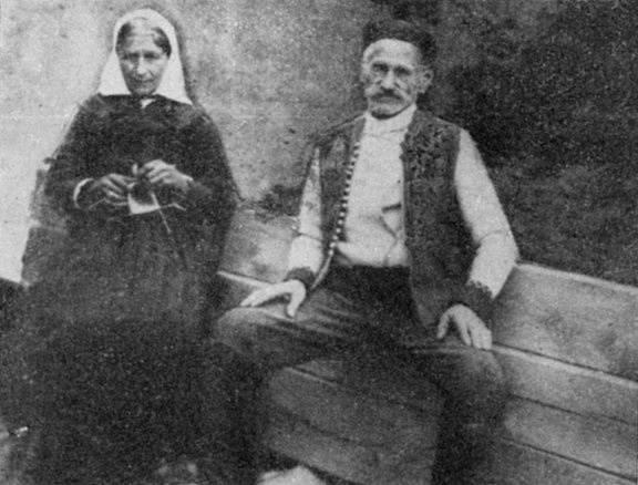 Rodiče Gavrila Principa byli slušní lidé, otec ze zásady nepil alkohol a nepoužíval vulgarismy.
