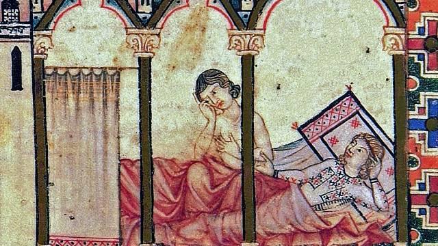 Neplodnost byla ve středověku legálním důvodem k rozvodu.
