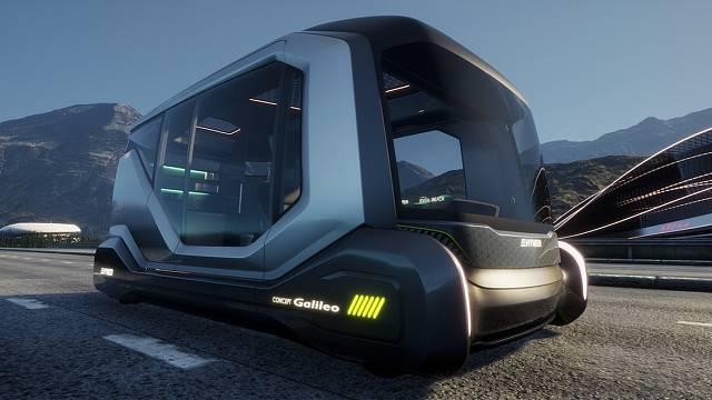 V roce 2025 má přijít na trh první autonomní karavan