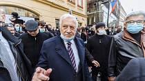 Václav Klaus patří k nejostřejším kritikům proticovidových opatření.