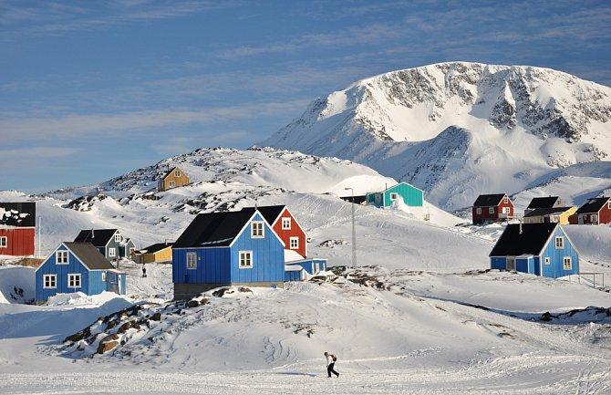 Inuité mají svůj svět.