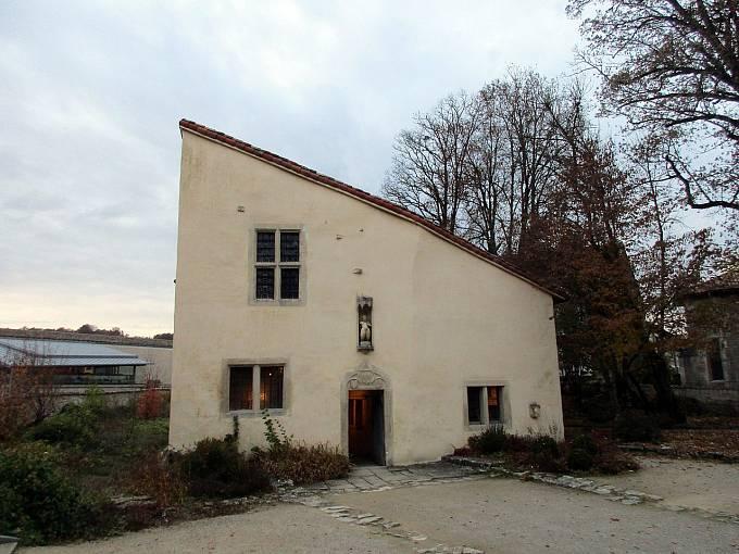 Rodný dům Johanky z Arku