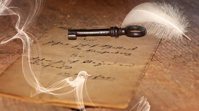 V kapse zemřelého se našla podivná šifra.