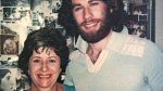 John Travolta se svou matkou