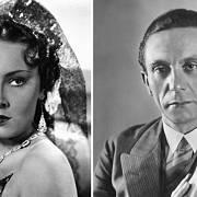 Lída Baarová a Josef Goebbels